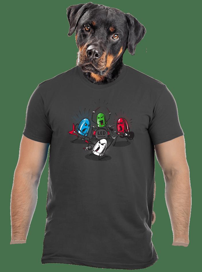 Led Zeppelin pánske tričko