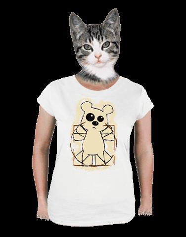 Da Vinci Teddy dámske tričko
