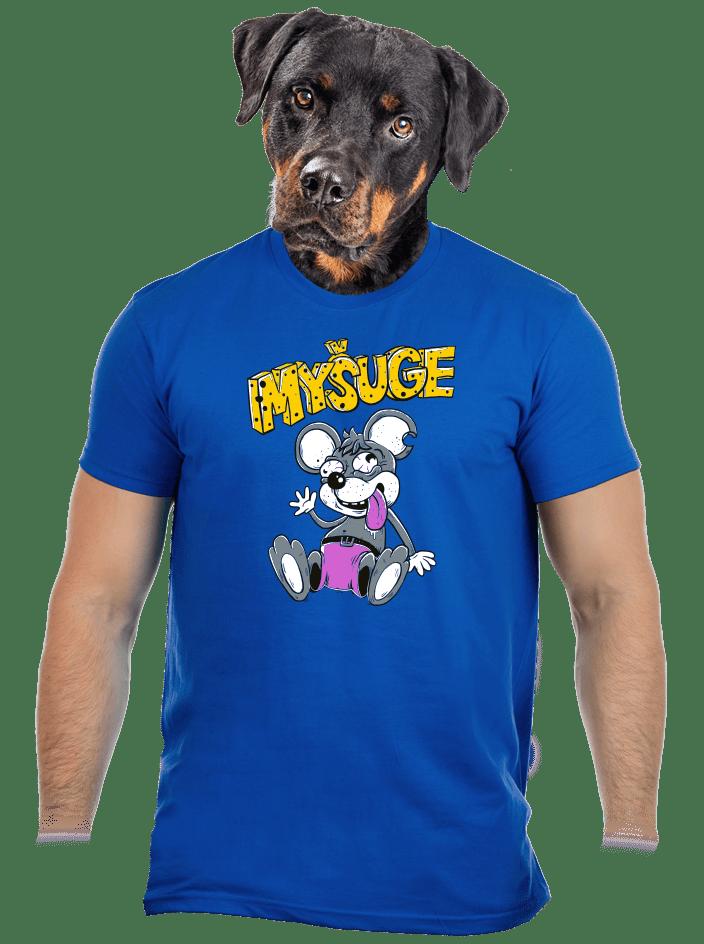 Myšuge pánske tričko