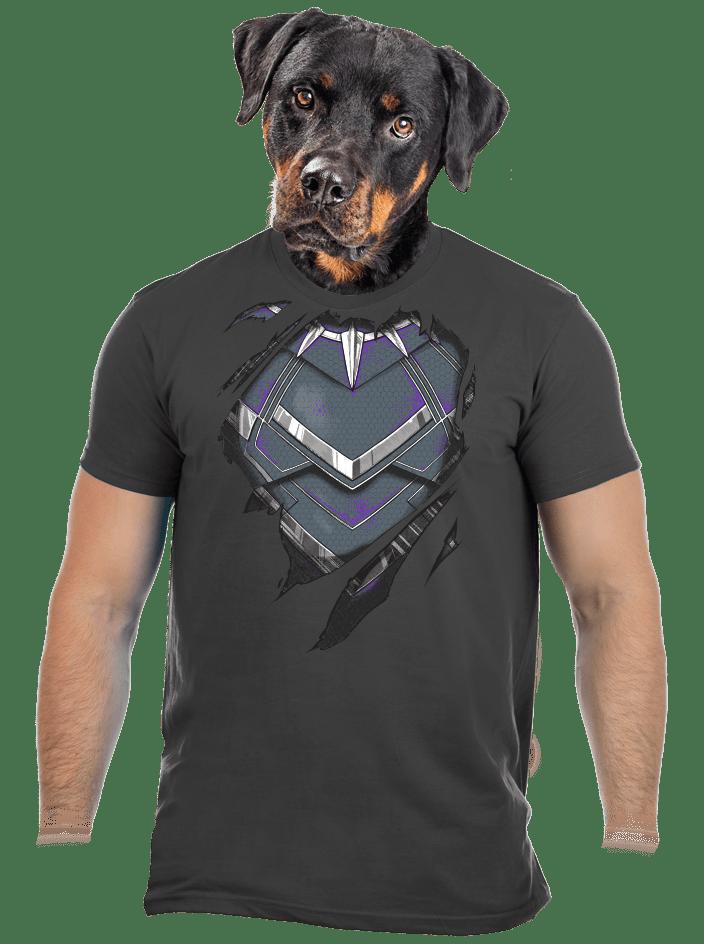Panther inside pánske tričko