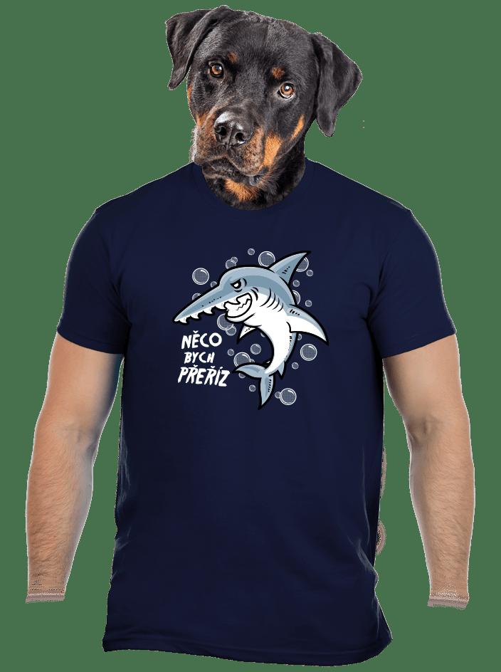 Piloun pánske tričko
