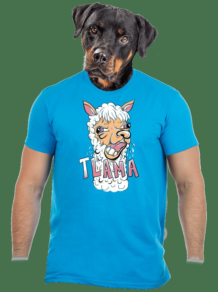 Tlama pánske tričko
