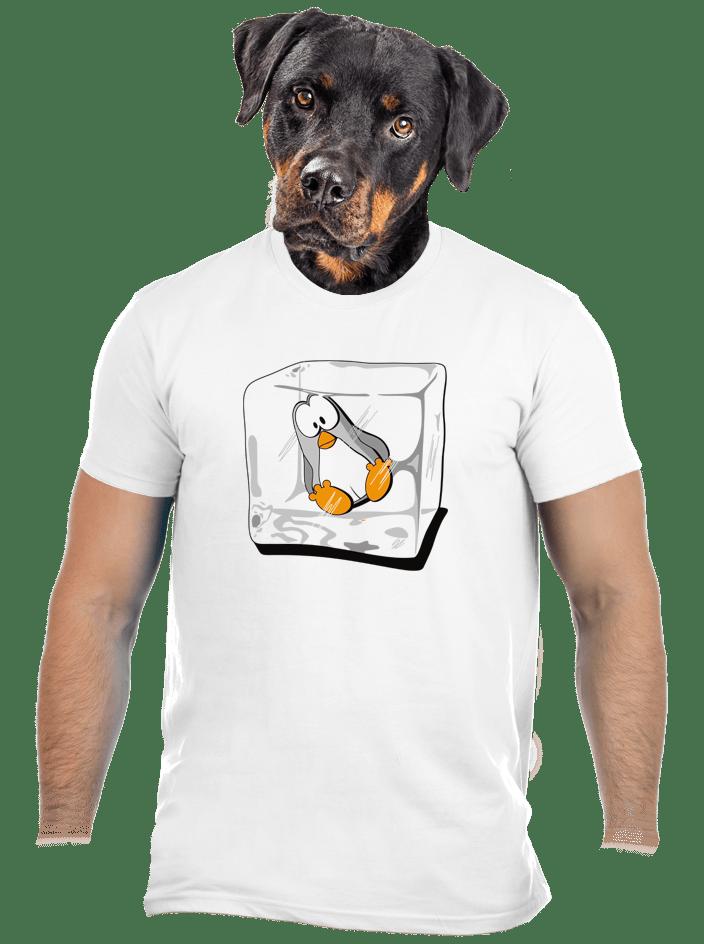 Tučniak pánske tričko