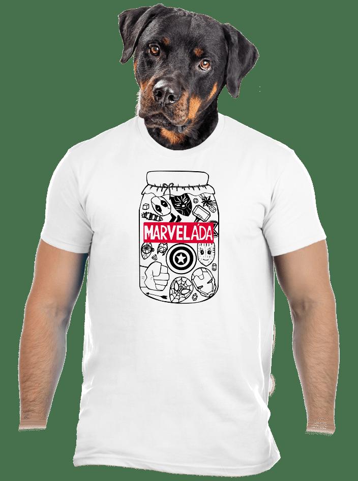 Marveláda pánske tričko