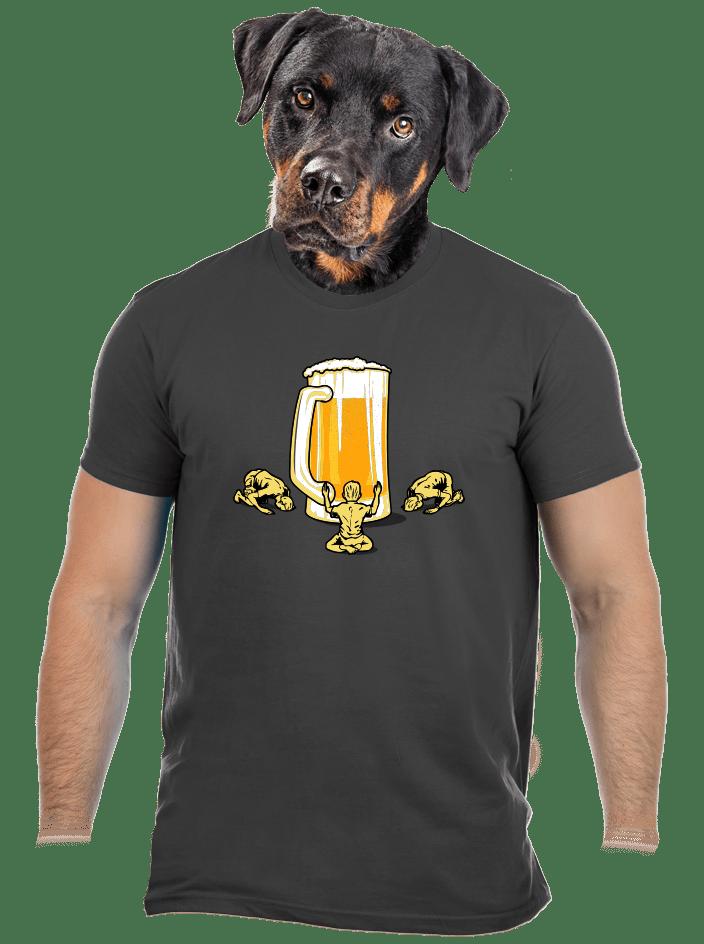 Piviště pánske tričko