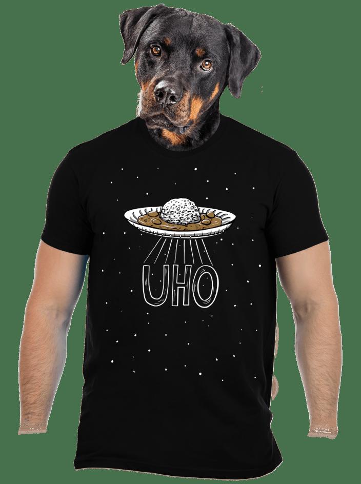 Uho pánske tričko