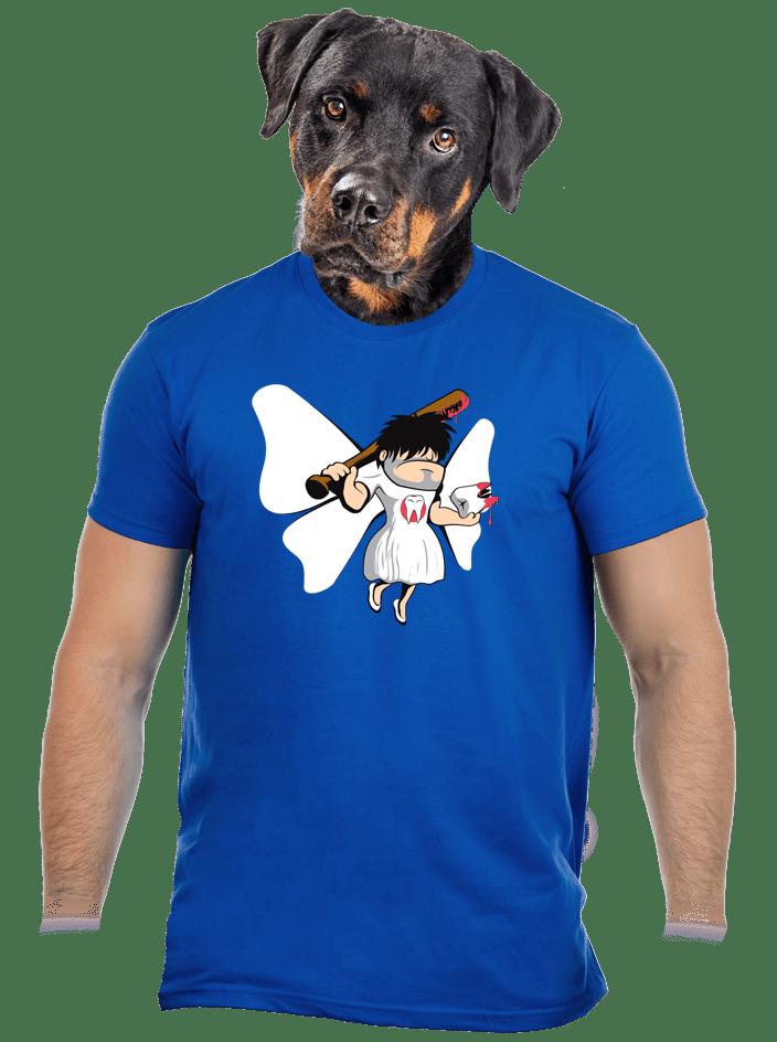 Zúbková víla pánske tričko