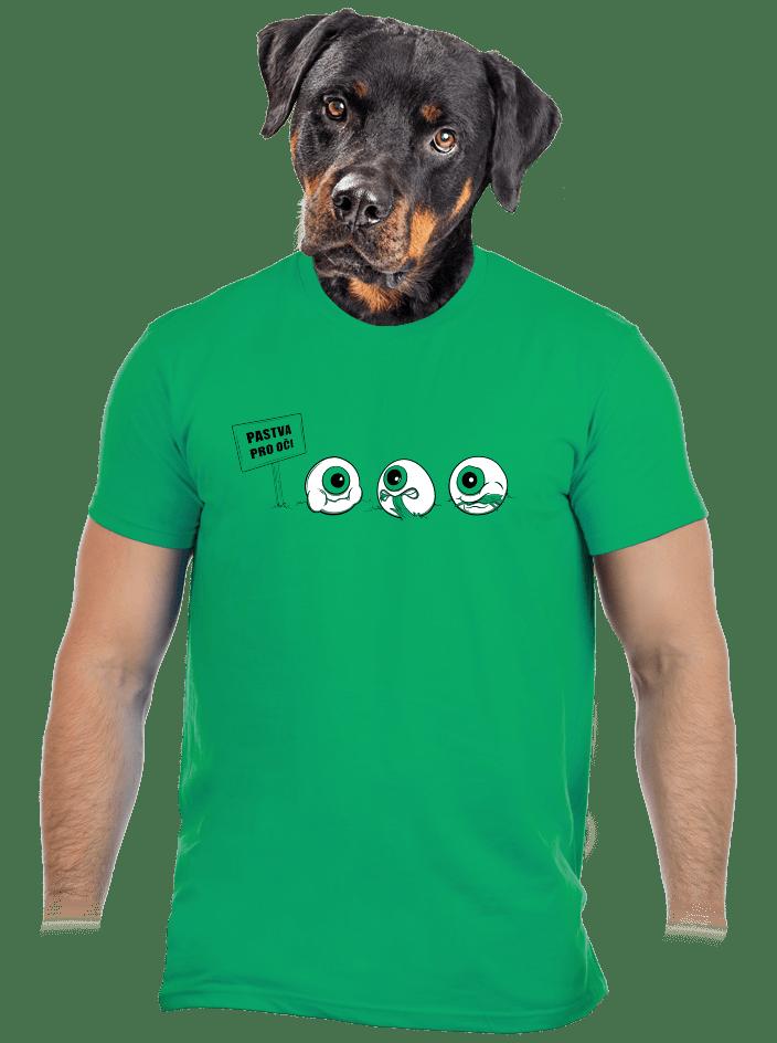 Pastva pro oči pánske tričko