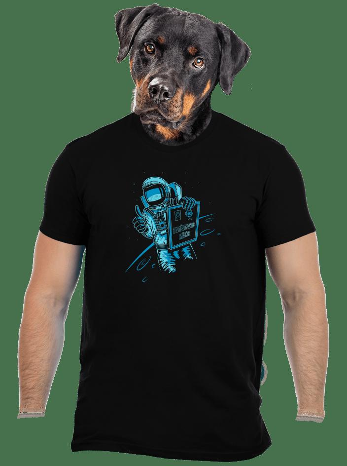 Zaměstnanec měsíce pánske tričko