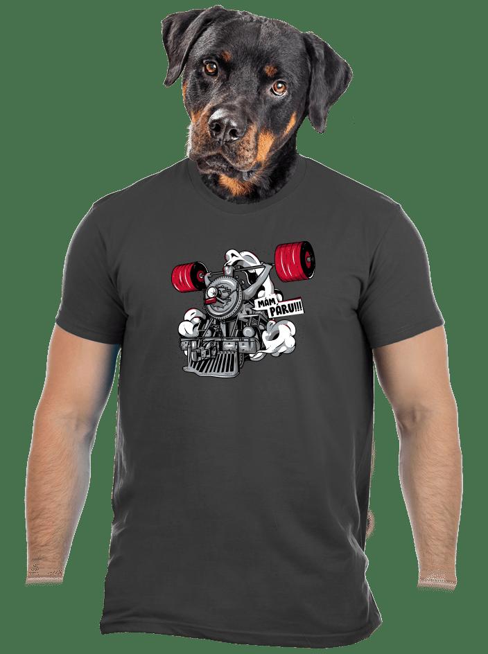 Lokomotiva pánske tričko