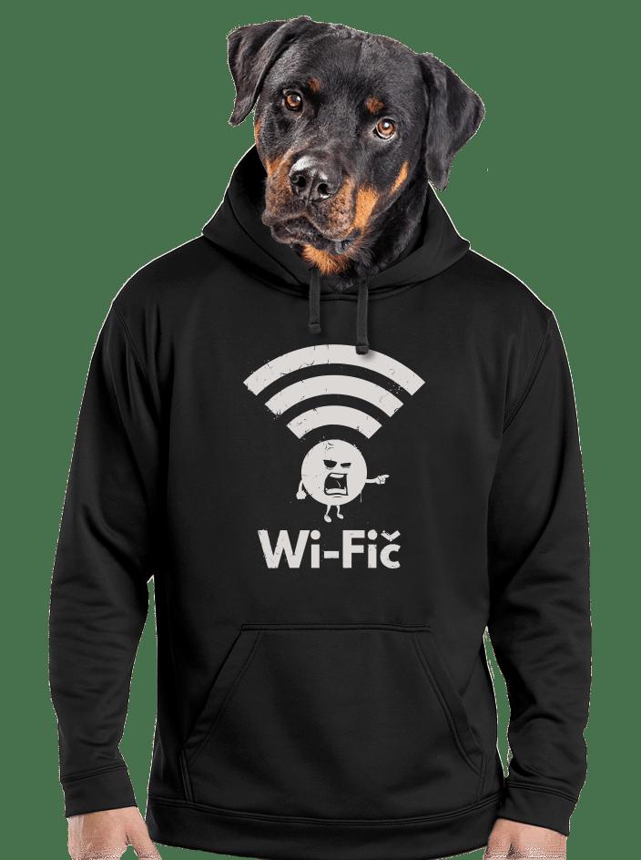 Wifič pánska mikina