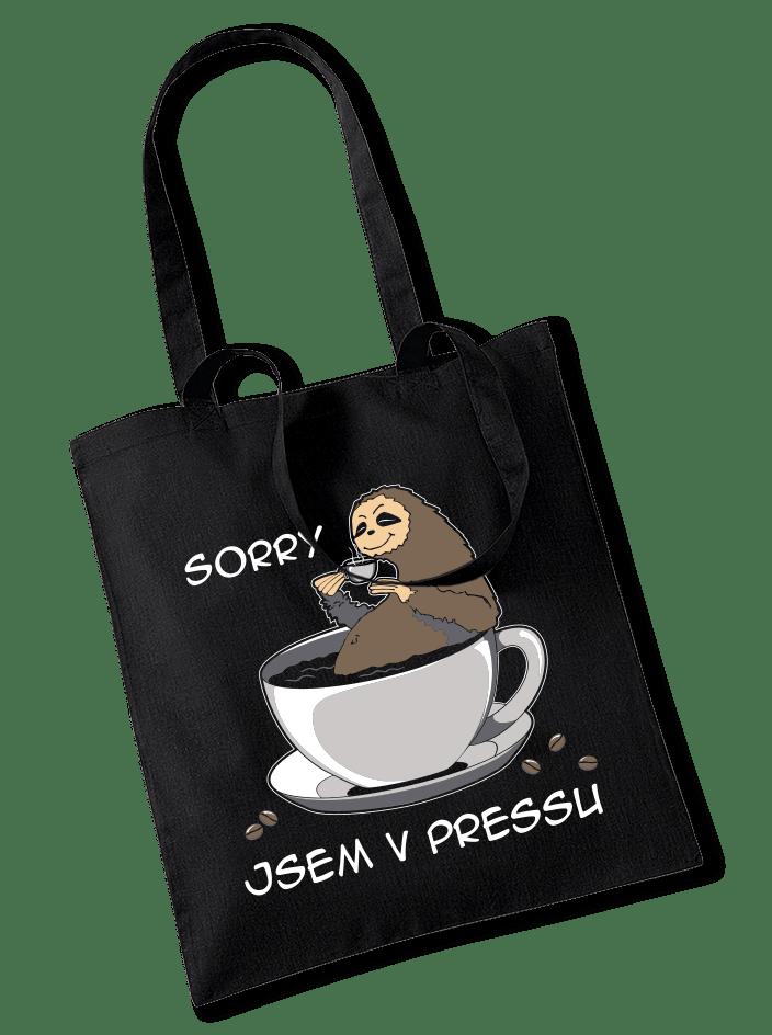 V pressu taška