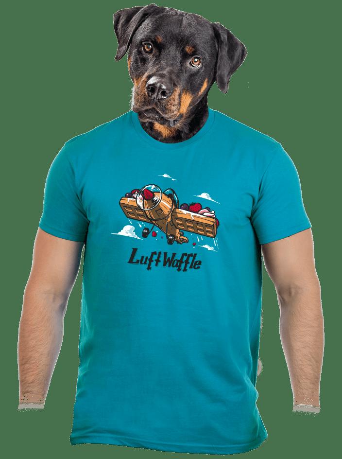 Luftwaffle pánske tričko