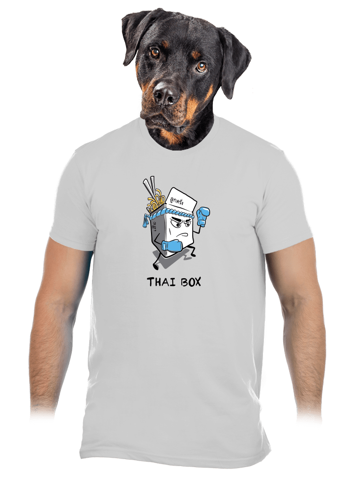Thai box pánske tričko