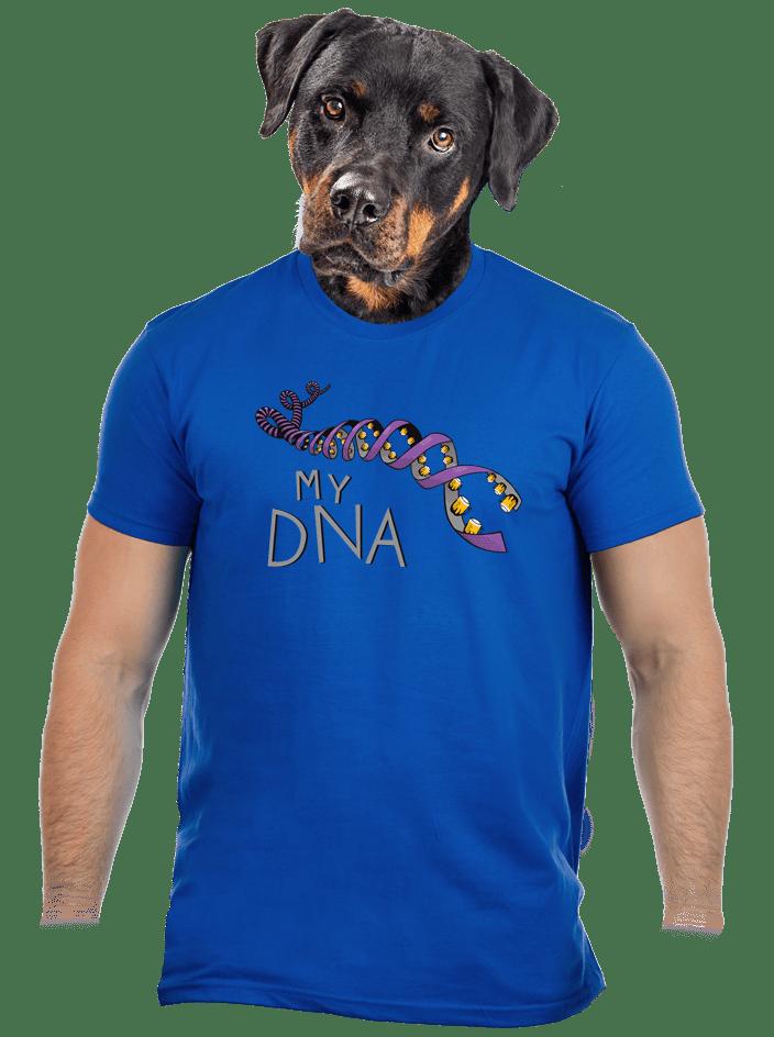 My DNA pánske tričko