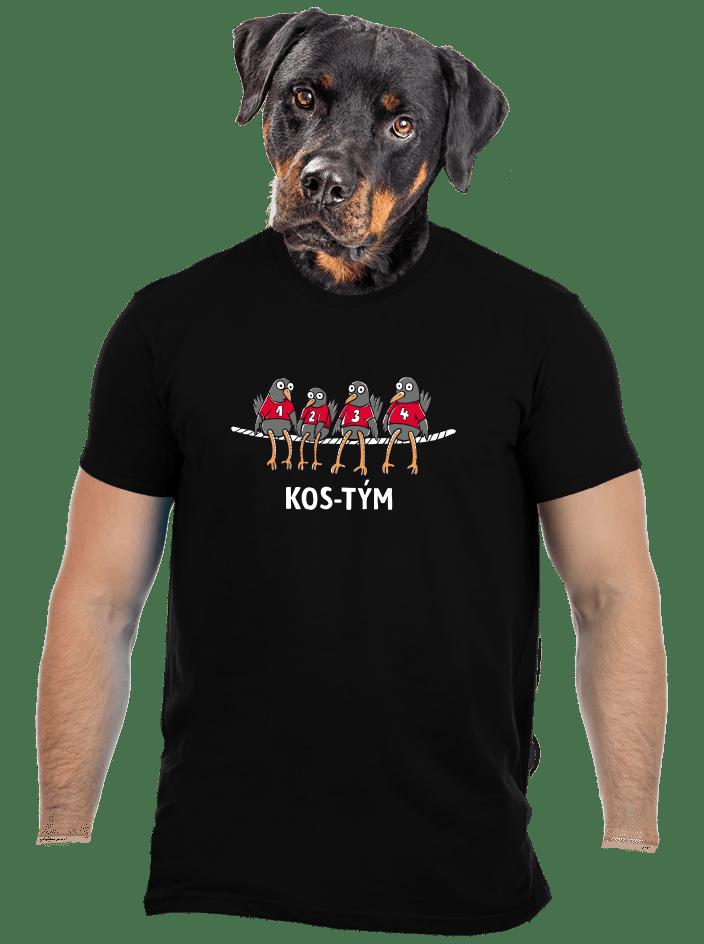 Kos-tým pánske tričko