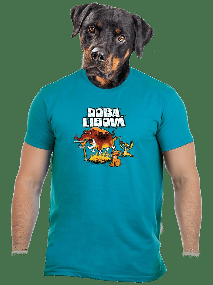 Doba libová pánske tričko