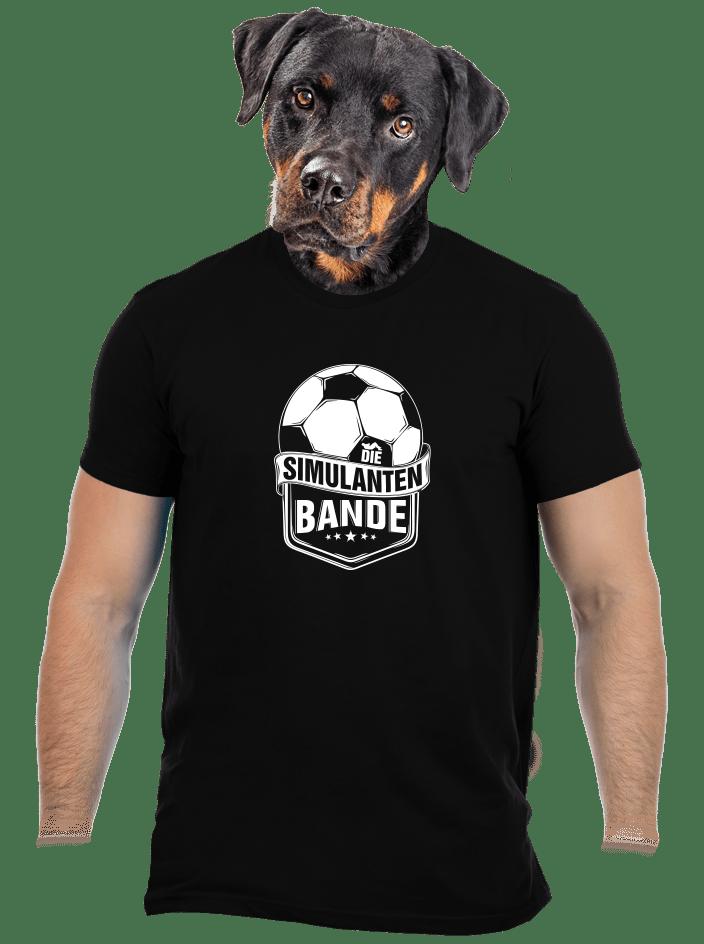 Simulanten bande pánske tričko