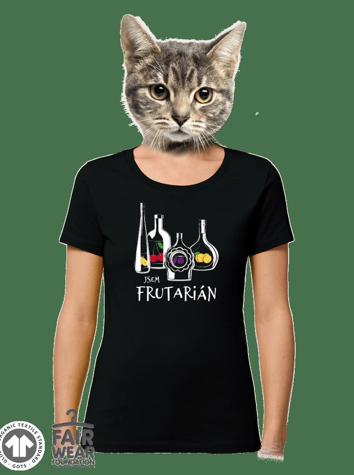 Frutarián dámske BIO tričko