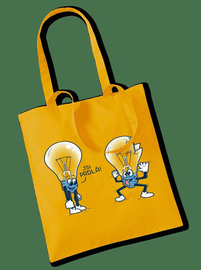 Prdlá taška