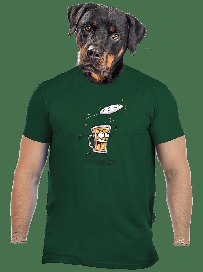 Čepice pánske tričko
