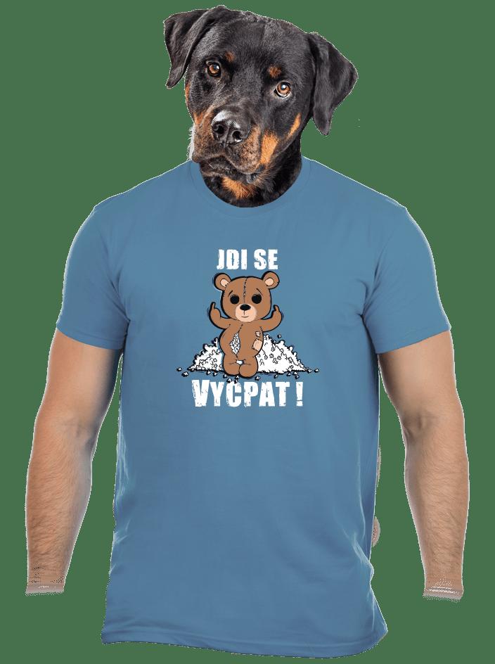 Jdi se vycpat pánske tričko