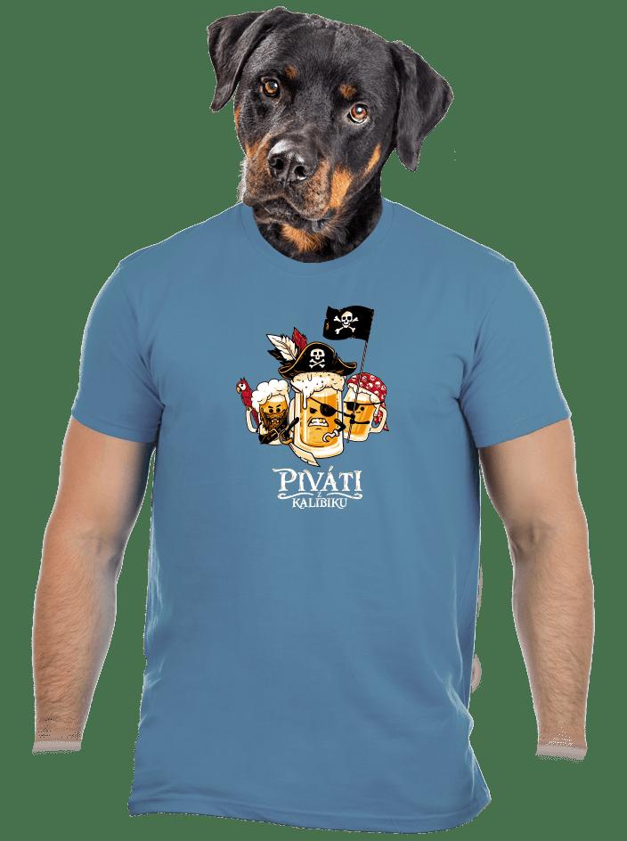 Piváti z Kalibiku pánske tričko
