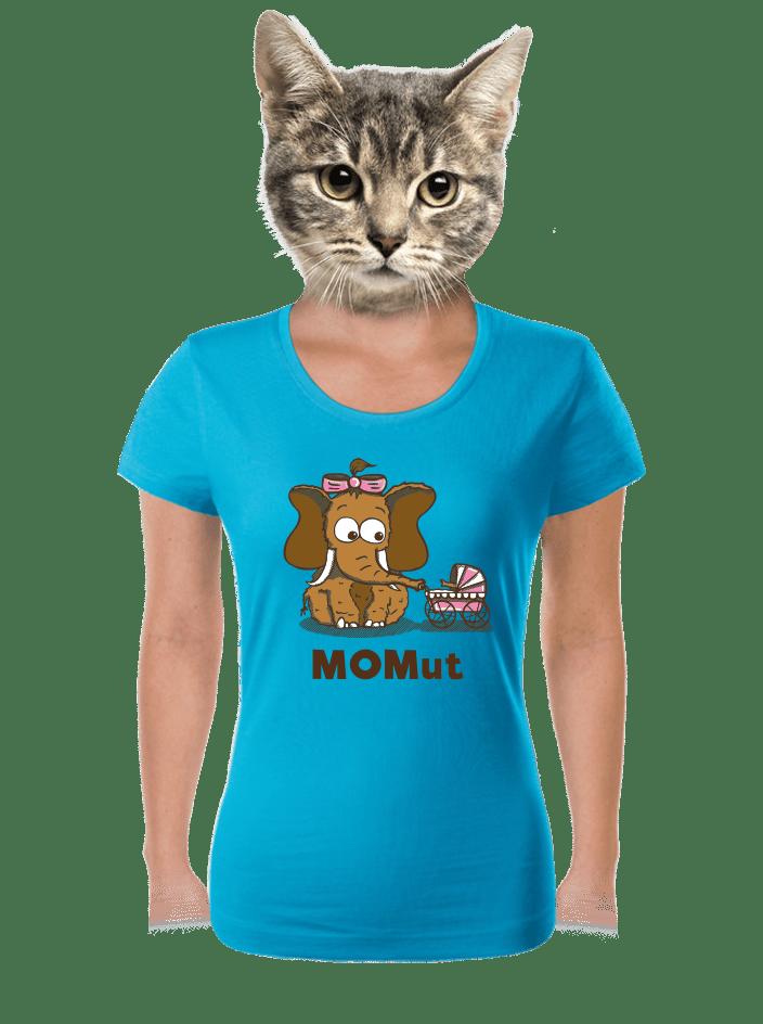 Momut dámske tričko