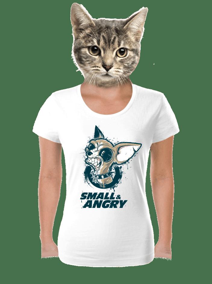 Čivava dámske tričko