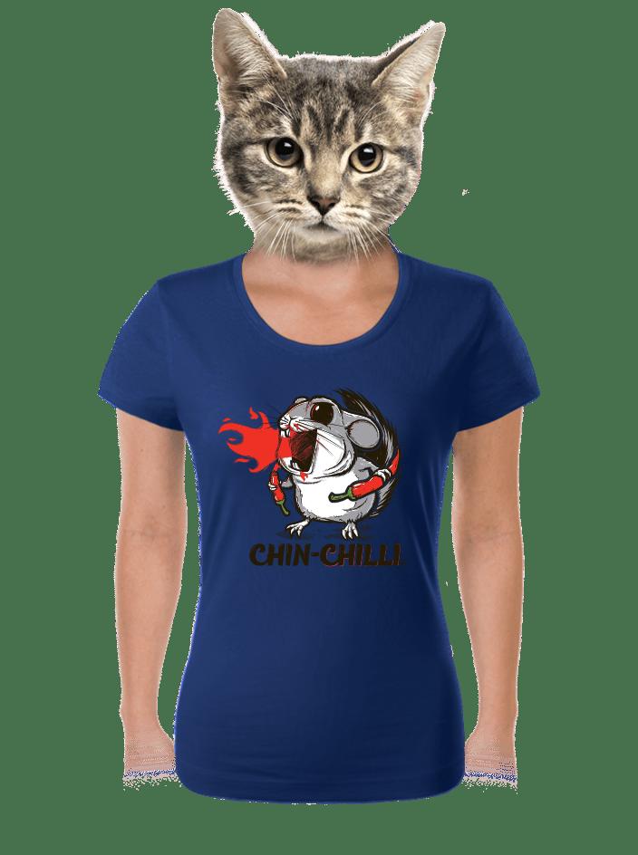 Chinchilli dámske tričko