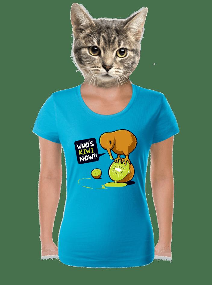 Kiwi dámske tričko