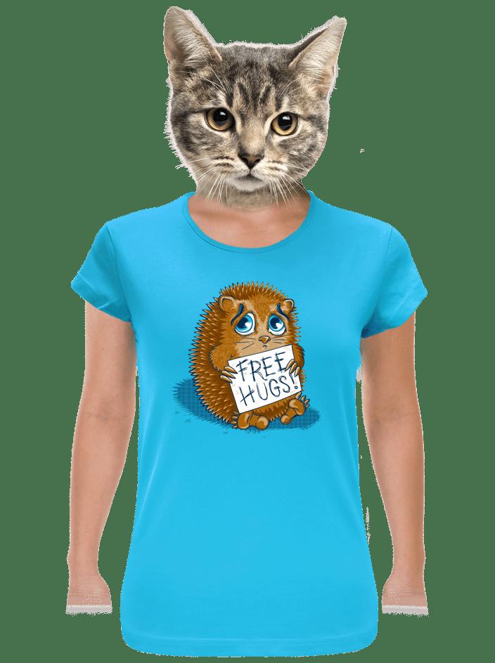 Objatie zadarmo dámske tričko