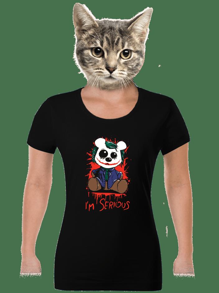 Serious dámske tričko