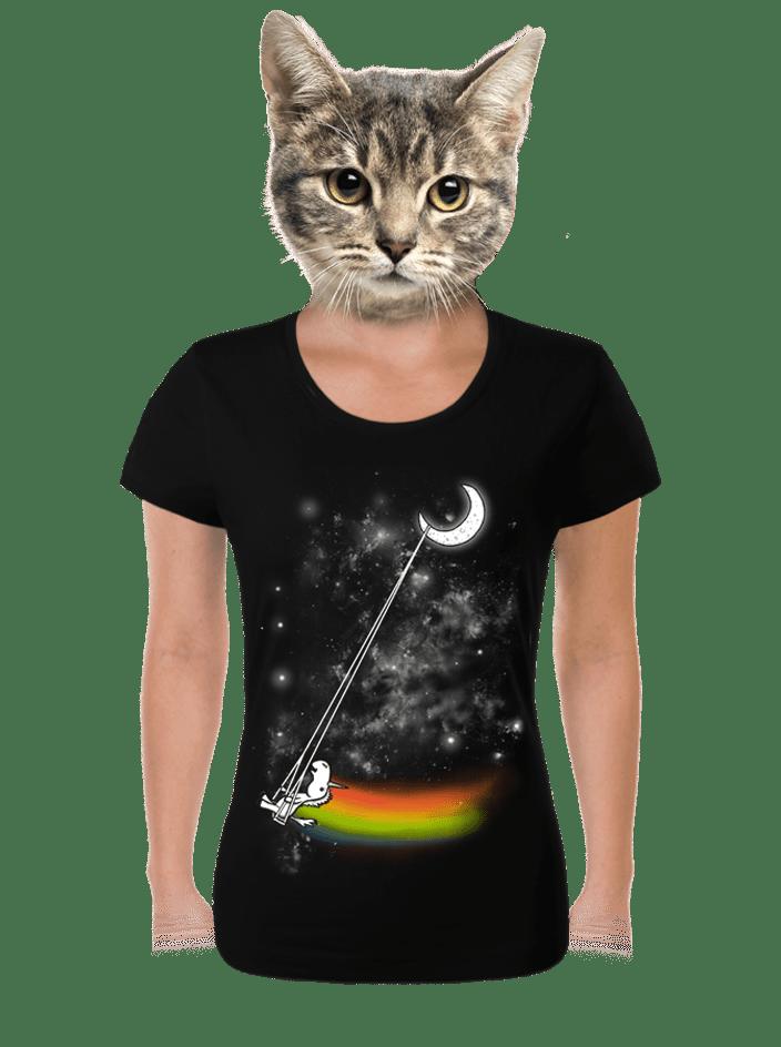 Unicorn Universe dámske tričko
