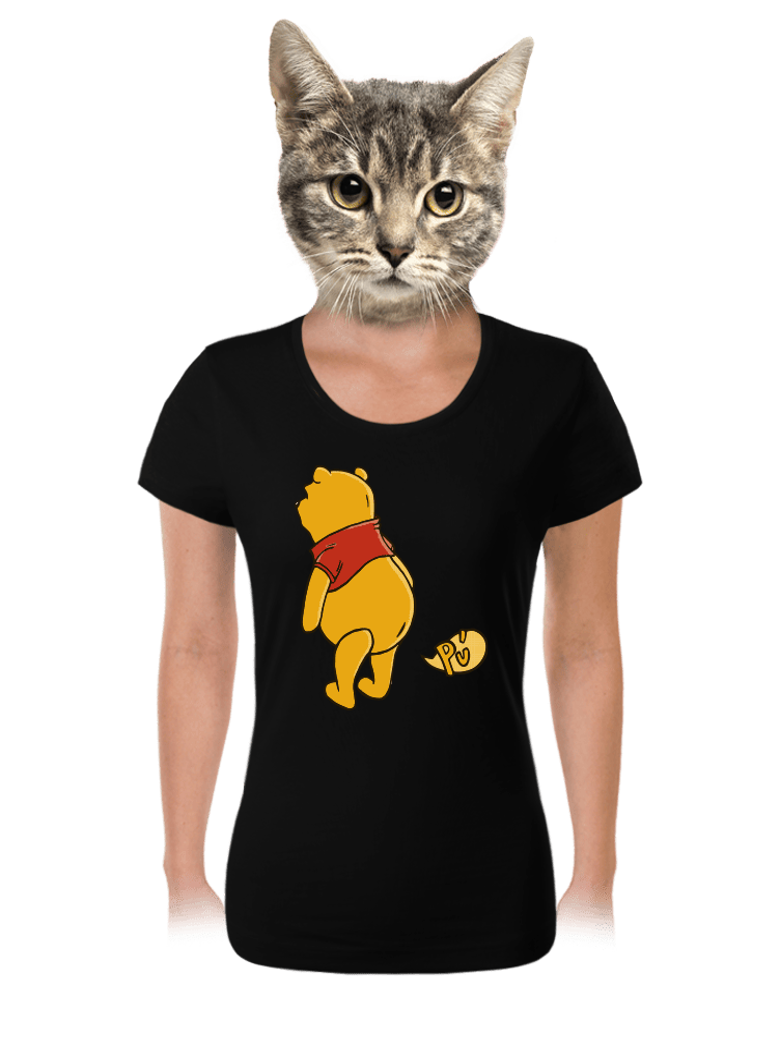 Ups dámske tričko