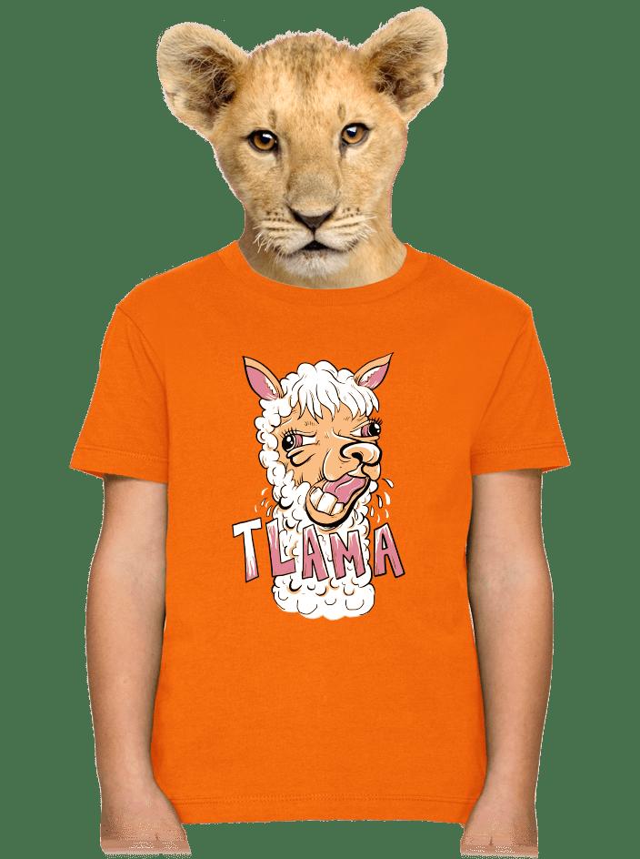 Tlama detské tričko