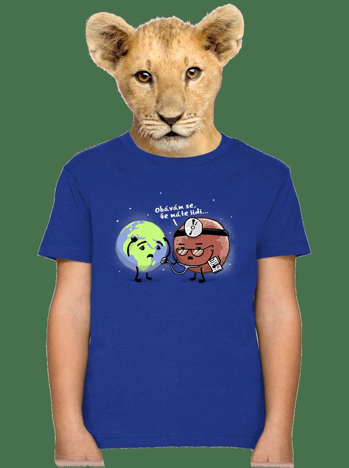 Diagnoza detské tričko
