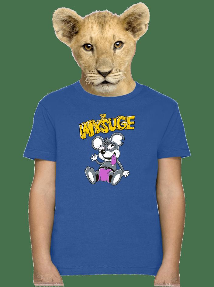 Myšuge detské tričko