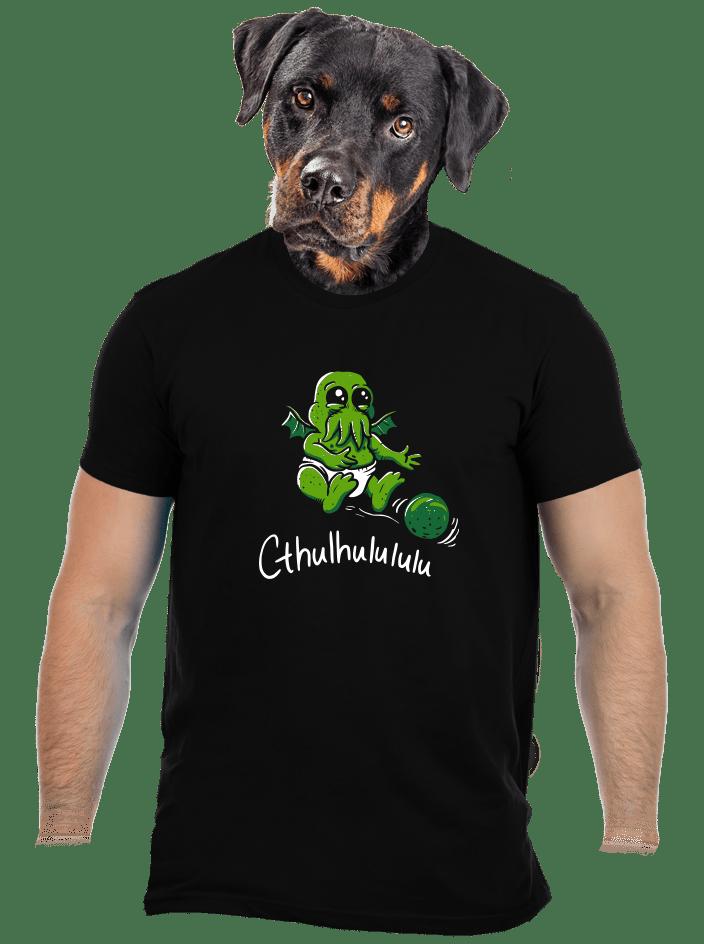 Cthulhululu pánske tričko