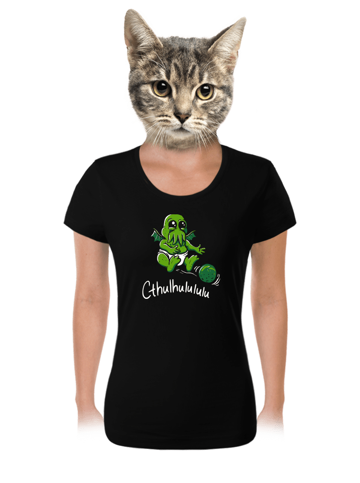 Cthulhululu dámske tričko