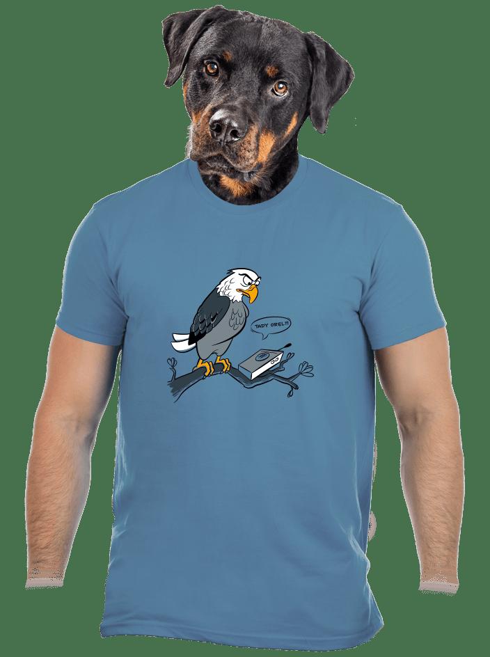 Tady orel pánske tričko