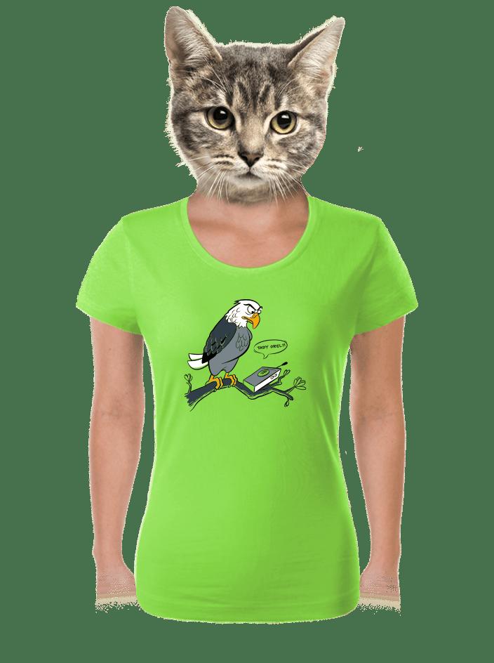 Tady orel dámske tričko