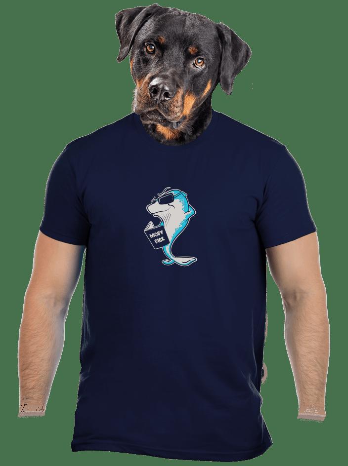 Moby Dick pánske tričko