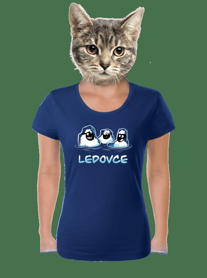 Ledovce dámske tričko