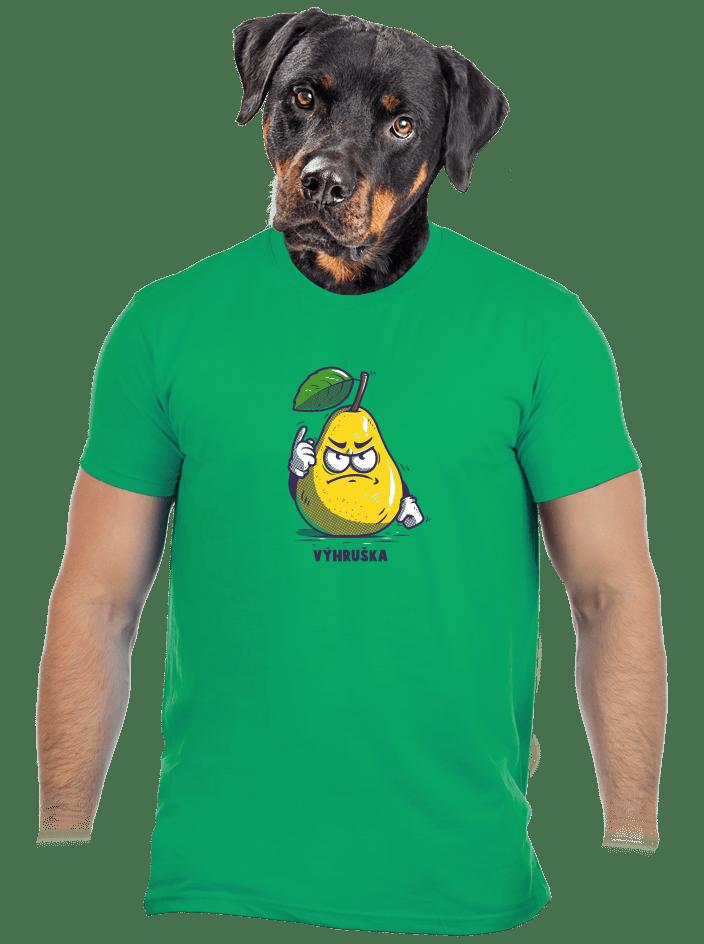 Výhruška pánske tričko