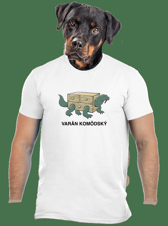 Varan Komodský pánske tričko