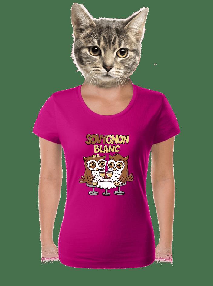 Sovygnon dámske tričko