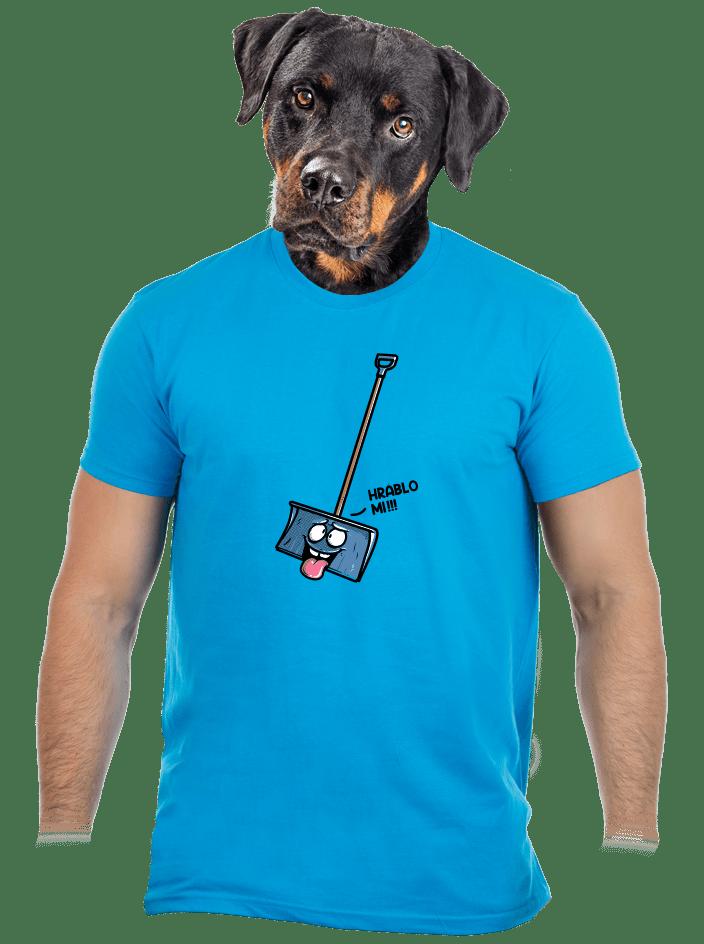 Hráblo pánske tričko