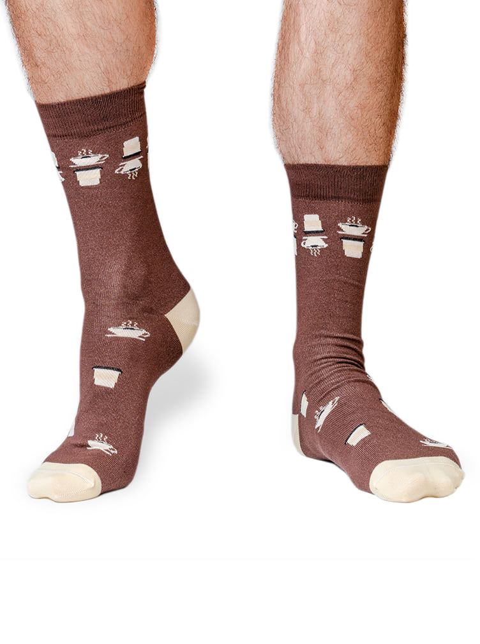 Přineš kafe ponožky