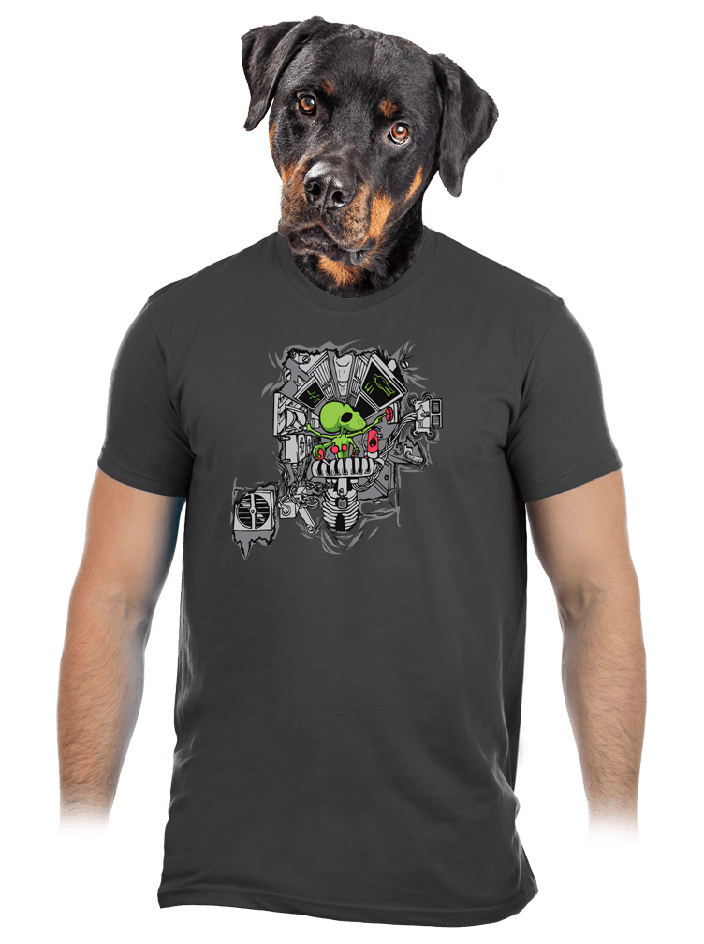 Programátor pánske tričko